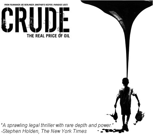 CRUDE The Real Price of Oil