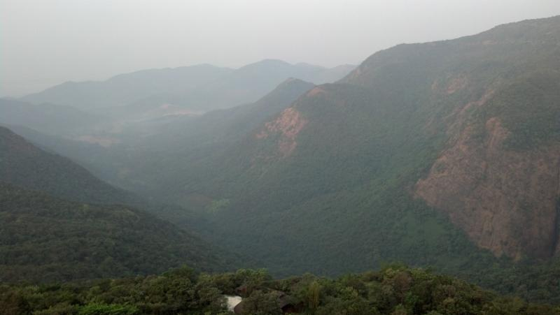 Western Ghats, Goa, India. Photo: Heidi Weiskel