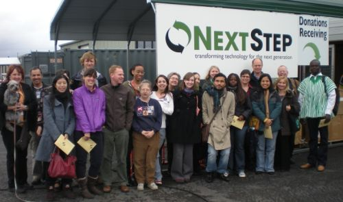 ELAW at NextStep Recycling, Eugene, Oregon